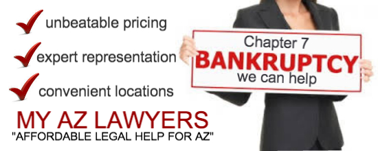 Mesa Chapter 7 Bankruptcy Lawyers. File chapter 7 bankruptcy in Mesa, AZ.